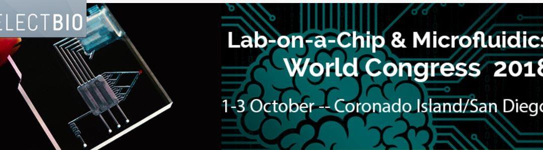 See Redbud @ Lab on a Chip World Congress
