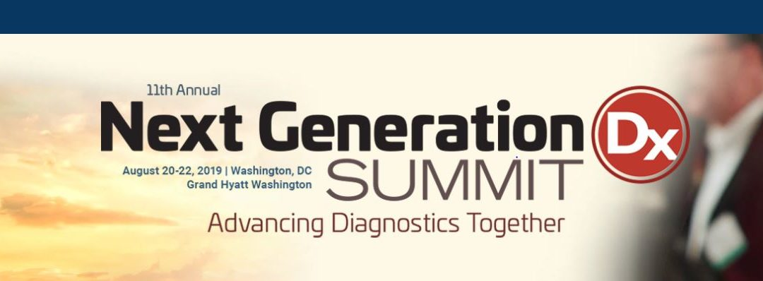 Redbud exhibits at Next Gen Dx Summit and Dr. Spero presents in the POCT & ID program